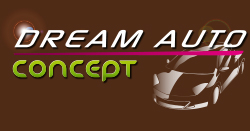 Dream Auto Concept Logo