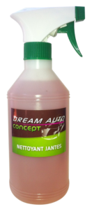 nettoyant jantes vehicule angers